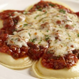 Olive Garden Cheese Ravioli With Marinara Sauce Facts In Out Calorie Counter Calorie Food