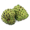 Custard-apple, (bullock's-heart), raw
