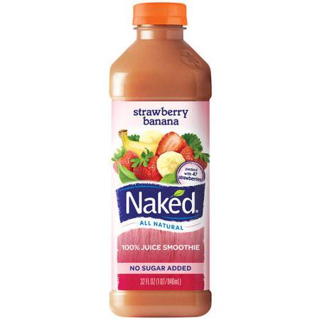 naked juice nutrition facts