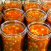 Soup, beef and vegetables, canned, ready-to-serve