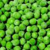 Peas, green, frozen, unprepared