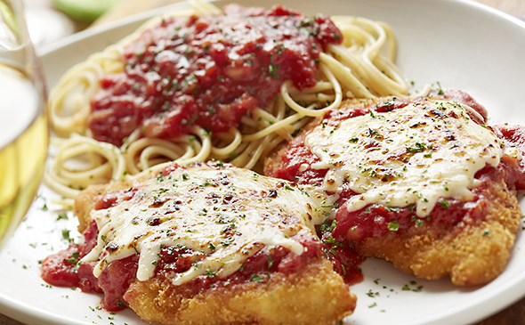 Olive Garden Chicken Parmigiana Without Pasta Facts In Out Calorie Counter Calorie Food